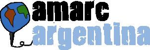 Logo de AMARC Argentina